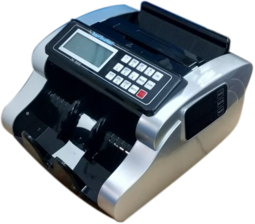 Kavinstar 1000 Notes/Min Manual Value Counter, Model Name/Number: Zk-3500, 280 X 250 X 170