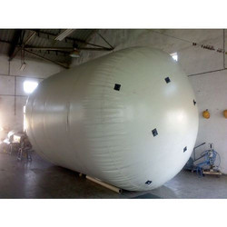 Biogas Storage Cylindrical Balloon