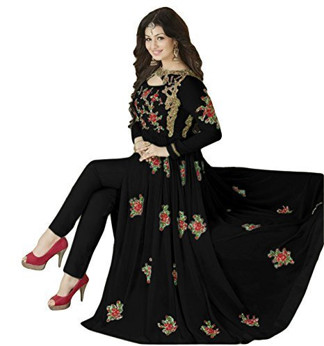 9638f2d8bd Georgette Semi-Stitched Party Wear Stylish Anarkali Suits, Rs 2320 ...