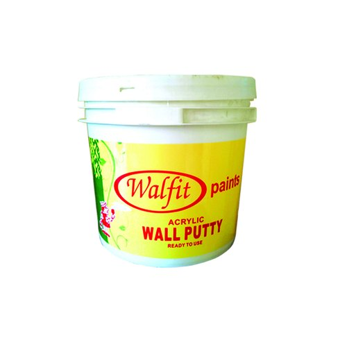 Walfit Paints Wall Coating Acrylic Wall Putty Packaging Size 20 Kg Packaging Type Bucket Rs 850 20kg Id 4363719530