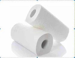 White Kitchen Paper Roll