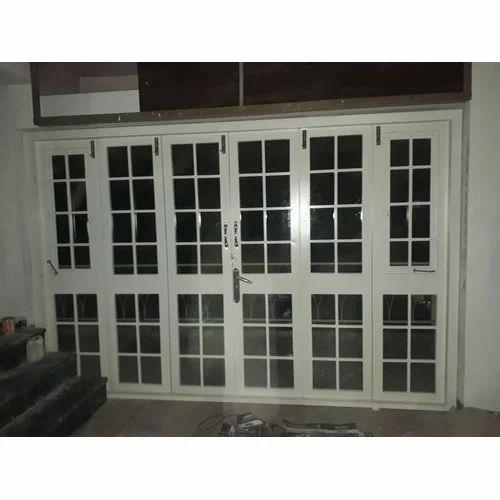 Manufacturer Of French Door Galvanized Steel Door By Advik