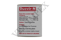 Duovir - N Tablets (Lamivudine Zidovudine Nevirapine Tablets IP )