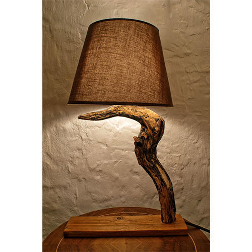 Wooden Lamp Wooden Decorative Products Mahesh