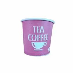 Pink 65 ML Paper Coffee Cup, Packaging Type: Packet
