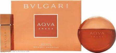 Rørig Bvlgari Aqva Amara Gift Set of 100 ml 15ml at Rs 6000 /piece IU-13