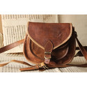 Women Leather Cross Body Bag