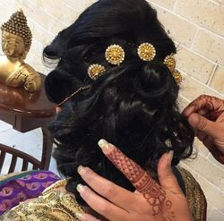 Sneak Peek Bridal Hair