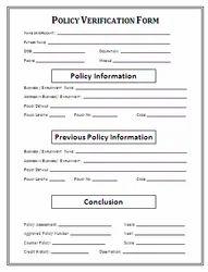 Life Insurance Policy Verification