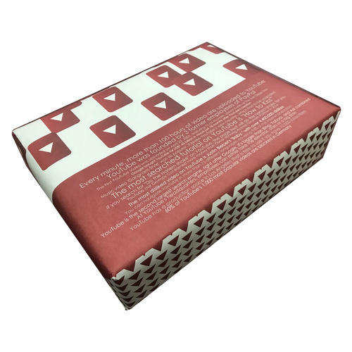 Design Powern N Youtube Wrapping Paper, GSM: 80