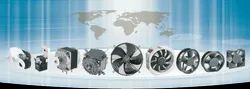 Instrument Cooling Fans And Motors