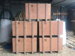 Industrial Plywood Box