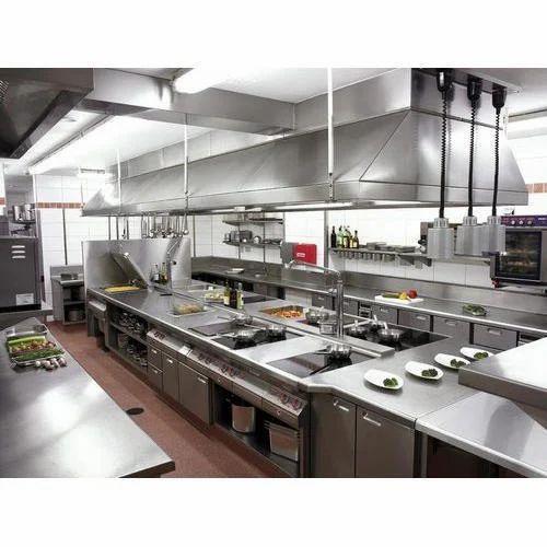 SS Hotel Kitchen | Mahalaxmi Steel