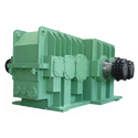 Single Input Double Output Shaft Mixer Drive Gear Box