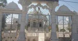 White Marble Gate