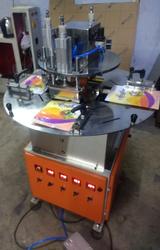 Manual Spout Sealing Machine