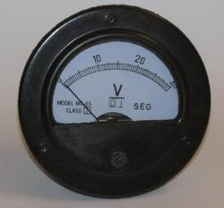 AC/DC Analog Panel Meters- SO65