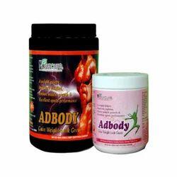Adbody增重剂,治疗:身体生长,200克,400克