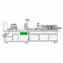 Full- Automatic Ultrasonic Bouffant Cap Machine