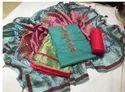 Silk Cotton Suit