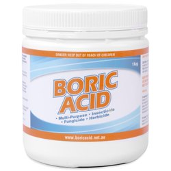 ISI Certification For Boric Acid