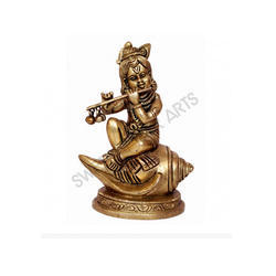 Infant Krishna Statue