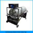 Electric Sand Screening Machine
