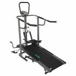 AF 599 Aerofit Multi Functional Manual Motorized Treadmill