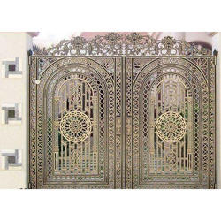 Cast Iron Gate Designs