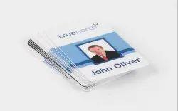 Rectangular PVC ID Card, Cr80: 85 By 54 Mm