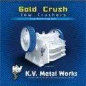 Gold Crush Jaw Crusher