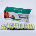 Paracetamol, Phenylephrine Hcl, Diphenhydramine HCL Tablets