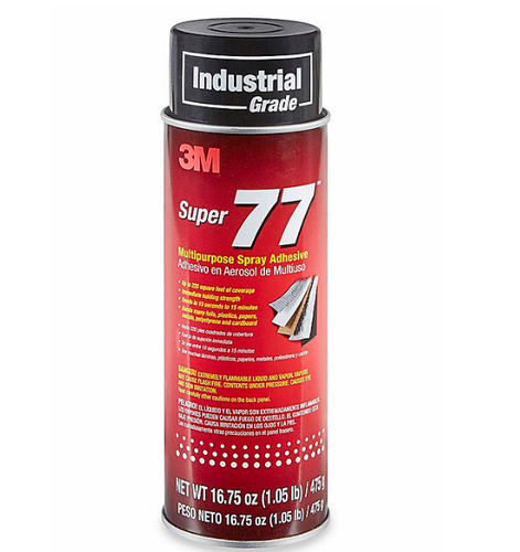3M Industrial Grade Spray Adhesive
