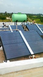 Solar Water Heater 1000 LPD ETC Model