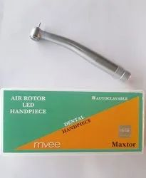 High Speed Air-Driven MVEE Maxtor Air Rotor LED Handpiece