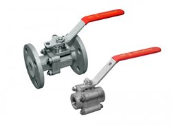 Microfinish Floating Ball Valves