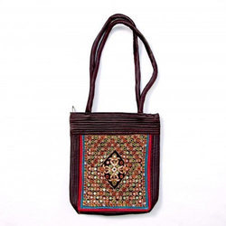 Patch Work Handicraft Shoulder Bag