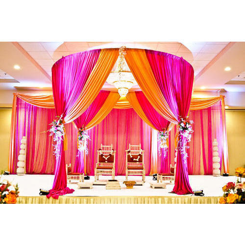 Flower decoration mandap usage wedding party rs 40000 set id flower decoration mandap usage wedding party junglespirit Image collections