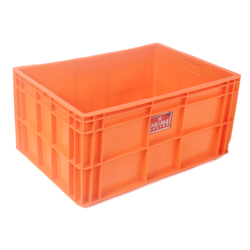 Plastic 650 X 450 X 315 Mm Food Crate Rs 1000 Piece Prima