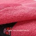 Towel Terry Knitted Fabrics