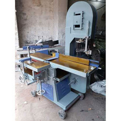 2HP Randa Machine Attached Bandsaw