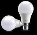 Larica B22 7 Watt 3 In 1 Led Bulb, Shape: Round
