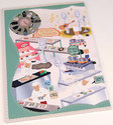 Paper Menu Card Printing
