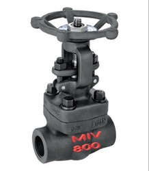 Industrial Forged Steel Valves