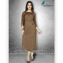 Ladies Stitched Rayon Kurti