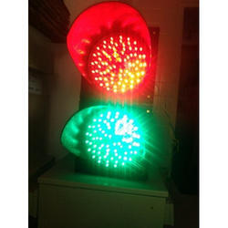 Red & Green Traffic Light