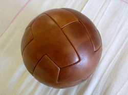 Old School Soccer Ball