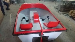 FRP Two Seater Paddle Boats