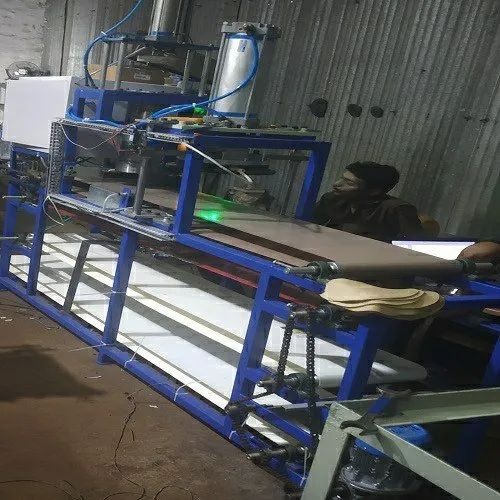 Saphira Fully Automatic Chapati Pressing Machine