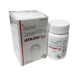 Atazanavir Capsules IP 300 mg